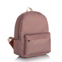 Stylish Fashion Casual Canvas Korean Backpack = 4888063556