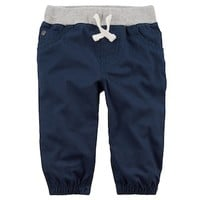 Baby Boy Carter's Pull-On Jogger Pants | null