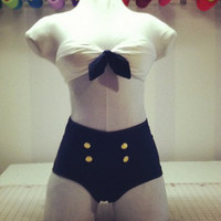 The Hello Buoys is a Vintage Inspired  Swimsuit