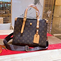 Louis Vuitton LV new style foreign fashion all-match shopping bag simple single shoulder bag