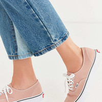 Vans Authentic Pastel Sneaker   Urban Outfitters