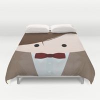 Doctor Who 11 Duvet Cover by House Of Jennifer