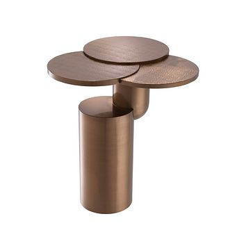 Copper Side Table | Eichholtz Armstrong