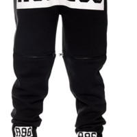 Young and Reckless Divided Fleece Joggers