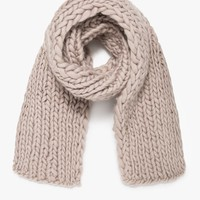 Wool And The Gang / Whistler Scarf Knit