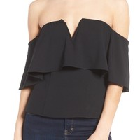 Leith Off the Shoulder Top | Nordstrom