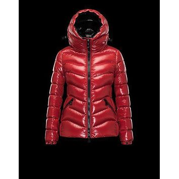 Moncler Serinde Hooded Puffer Jacket