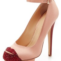 Kiss Me Dolores Pumps