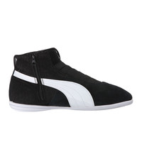 Puma - W Eskiva Mid Textured Womens - Black