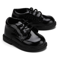 Black Glossy Dress Shoe