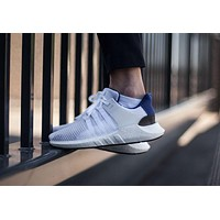 Adidas EQT Equipment Support 93/17 Boost Sprot Shoes Running Shoes Men Women Casual Shoes BZ0592-1