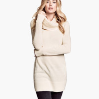 Cowl-neck Sweater - from H&M