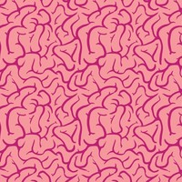 Brains - rosalarian - Spoonflower