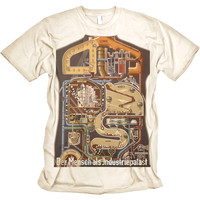 Man As Industrial Palace T-shirt