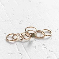 Moonstone Ring Pack - Urban Outfitters