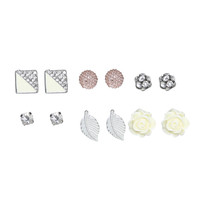 6 On Epoxy Earring Set | Shop Jewelry at Wet Seal