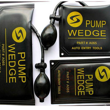 KLOM AUTOMOTIVE -  AirBag Vices pump Wedge For Car Doors