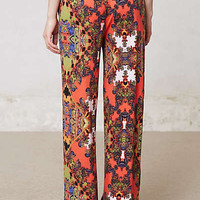 Pieced Paisley Loungers