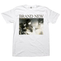Ghost on White by Brand New