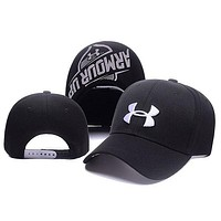 Under Armour Women Men Sunhat Sport Embroidery Baseball Cap Hat