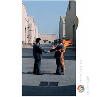 Pink Floyd - Wish You Were Here Poster on Sale for $7.95 at The Hippie Shop
