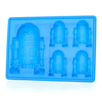 R2-D2 Silicone Mould - buy at Firebox.com