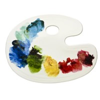 Artist Palette Cheese Tray - Gifts & More