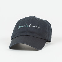 Classic Twill BeachSimple Hat - Summer Night Navy