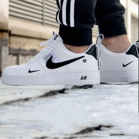 NIKE AIR FORCE 1 07 LOW New Couple Casual Fashion Wild Sports Shoes White