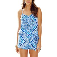 Dusk Romper - Lilly Pulitzer