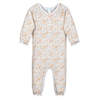 Ruched Romper by Feather Baby