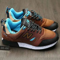 Women Men Casual Running NEW BALANCE Sport Shoes Sneakers Red G-A0-HXYDXPF