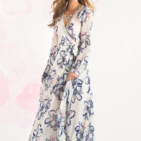 Paige Floral Maxi Dress by Ark & Co