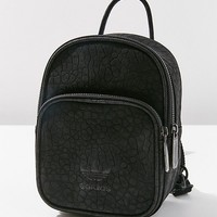 adidas Originals Classic Mini Faux Leather Backpack | Urban Outfitters