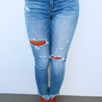 St. Party's Day Jeans: Denim