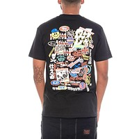 Garage Built 2.0 Tee Black