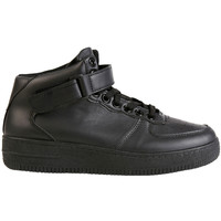 All Color High Top Sneaker - Black Out