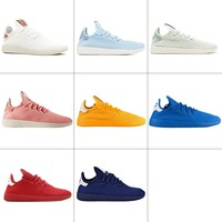 Adidas Mens Pharrell Williams Tennis HU Shoes