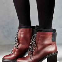 London Celee Lace-Up Heeled