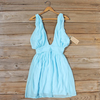 Sky Fable Party Dress