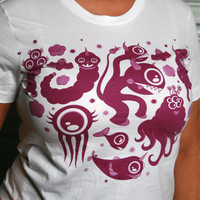 """monsterDance"" Designed By: redblackberries"