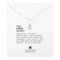 The Free Spirit, It's Personal Necklace, Sterling Silver  Dogeared