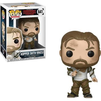 Hopper with Vines Funko Pop! Television Stranger Things