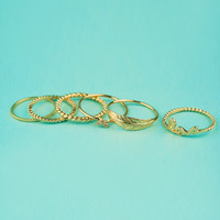 All Kinds of Love Ring Set