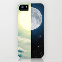 As each day ends... iPhone & iPod Case by Neon Wildlife