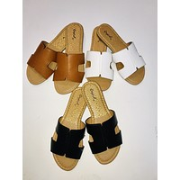 Elsy Sandals + COLORS