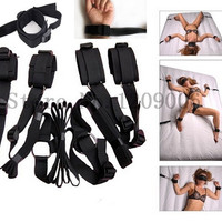 Bed Restraints Sex Bondage Restraints Toy Fetish Kit Love Sex Hand Ankle Adult Games Erotic Sex Toy Sex Products For Couples