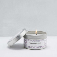 Coconut Water Candle Tin - Urban Outfitters