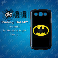 Batman , case for Samsung Galaxy S3(and mini) ,Samsung Galaxy S4(and mini) ,Samsung Galaxy Note2 ,Samsung Galaxy S4 Active