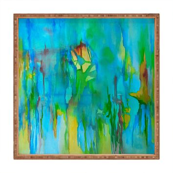 Rosie Brown Colorful Feelings Square Tray